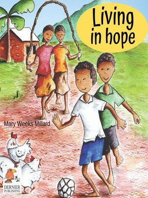 cover image of Living in Hope
