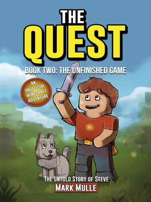 cover image of The Quest: The Untold Story of Steve