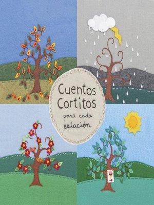 cover image of Cuentos Cortitos para cada estacion