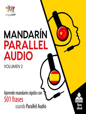cover image of Aprende mandarín rápido con 501 frases usando Parallel Audio, Volumen 12