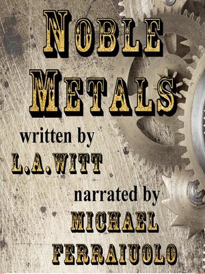 cover image of Noble Metals
