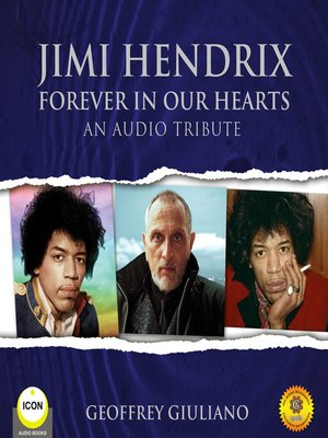 cover image of Jimi Hendrix: Forever in Our Hearts