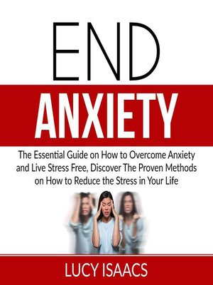 cover image of End Anxiety