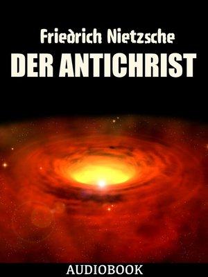 cover image of Der Antichrist
