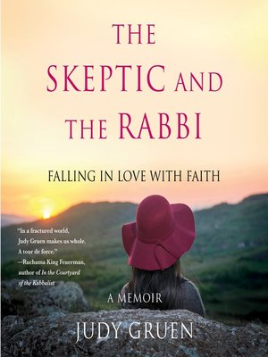 cover image of The Skeptic and the Rabbi