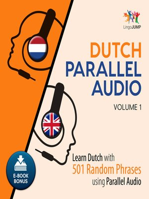 cover image of Learn Dutch with 501 Random Phrases using Parallel Audio - Volume 1