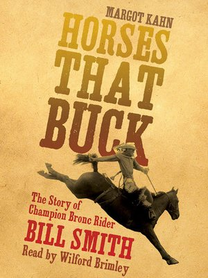 cover image of Horses That Buck