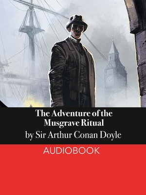 cover image of The Adventure of the Musgrave Ritual