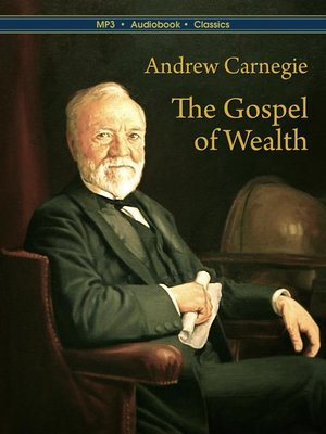 cover image of The Gospel of Wealth