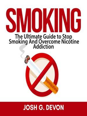 cover image of Smoking