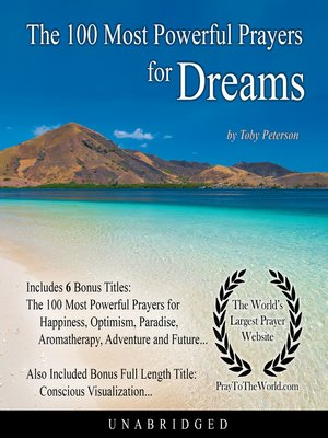 cover image of The 100 Most Powerful Prayers for Dreams