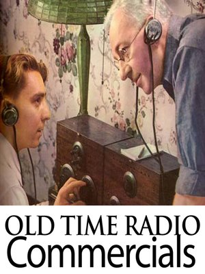 cover image of Old Time Radio Commercials