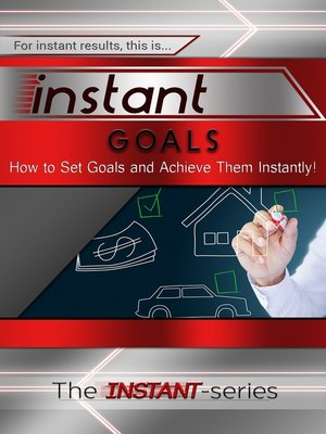 cover image of Instant Goals