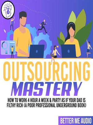 cover image of Outsourcing Mastery