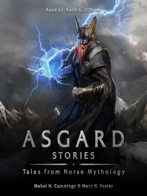 cover image of Asgard Stories