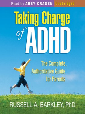 cover image of Taking Charge of ADHD