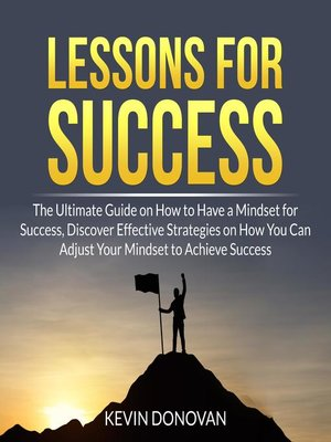 cover image of Lessons for Success