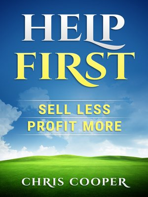 cover image of Help First