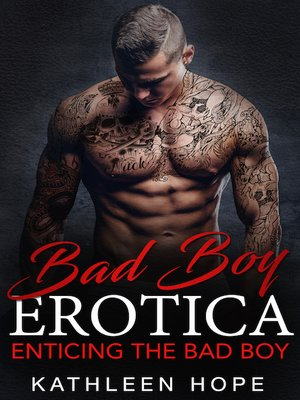 cover image of Enticing the Bad Boy