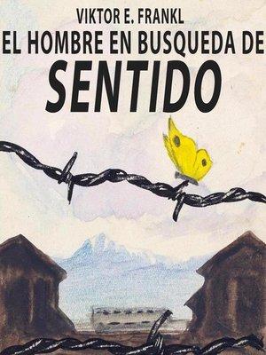 cover image of El hombre en busca de sentido