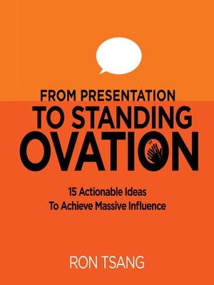 cover image of From Presentation To Standing Ovation