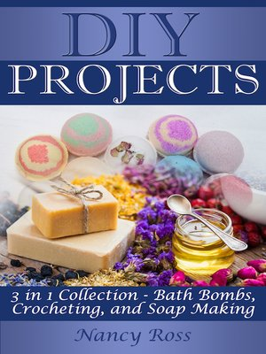 cover image of DIY Projects: 3 in 1 Collection