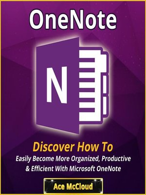 cover image of OneNote