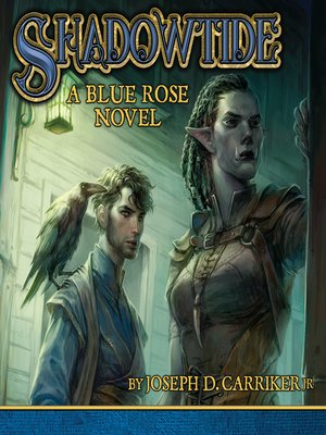 cover image of Shadowtide