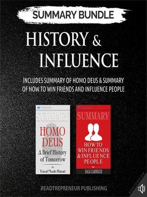 cover image of Summary Bundle: History & Influence