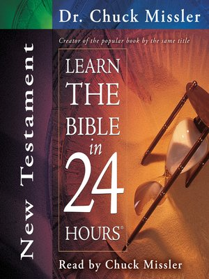 cover image of Learn the Bible in 24 Hours: New Testament