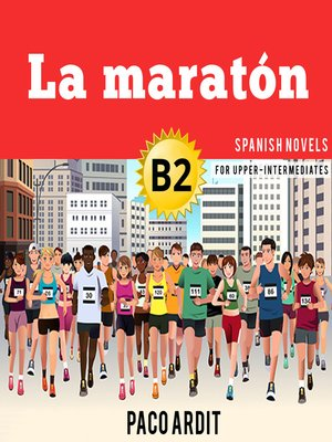 cover image of La maratón