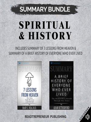 cover image of Summary Bundle: Spiritual & History