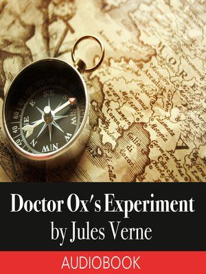 cover image of Doctor Ox's Experiment