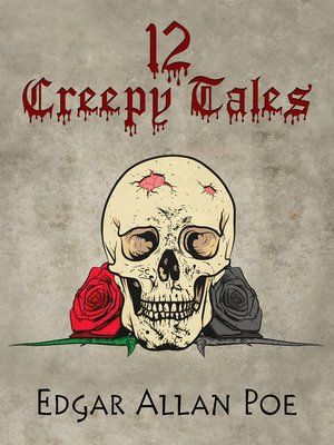 cover image of 12 Creepy Tales