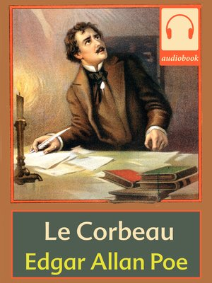 cover image of Le Corbeau