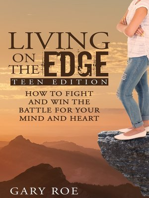 cover image of Living on the Edge