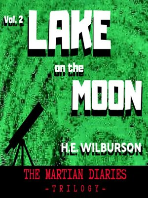 cover image of Lake on the Moon