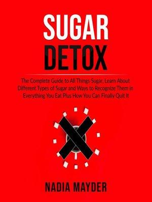 cover image of Sugar Detox
