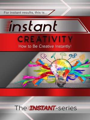 cover image of Instant Creativity