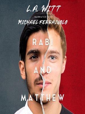 cover image of Rabi & Matthew
