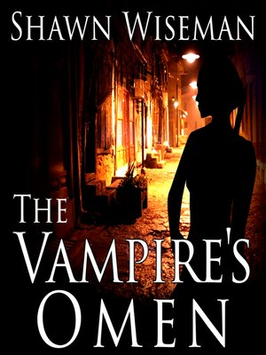 cover image of The Vampire's Omen