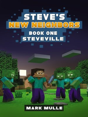cover image of Steve's New Neighbors