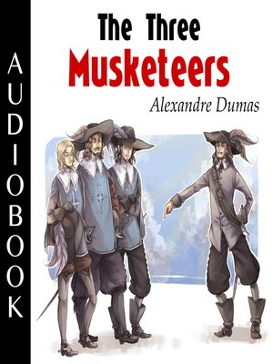 cover image of The Three Musketeers