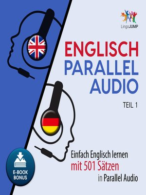 cover image of Englisch Parallel Audio