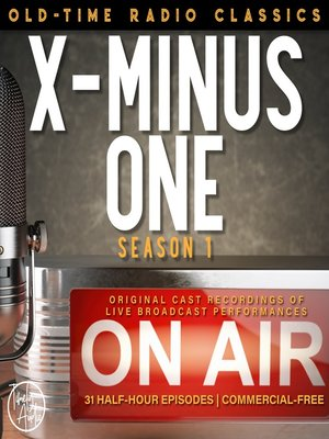 cover image of X Minus One, Season One