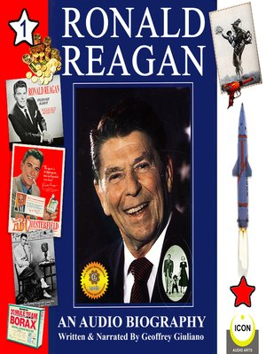 cover image of Ronald Reagan: An Audio Biography, Volume 1