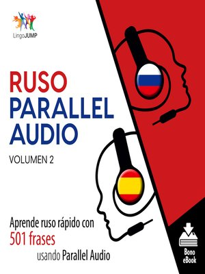 cover image of Aprende ruso rápido con 501 frases usando Parallel Audio, Volumen 2