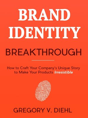 cover image of Brand Identity Breakthrough