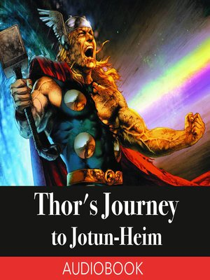 cover image of Thor's Journey to Jotun-Heim