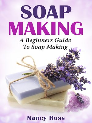 cover image of Soap Making